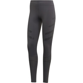 adidas How We Do - Pantalones largos running Mujer - gris